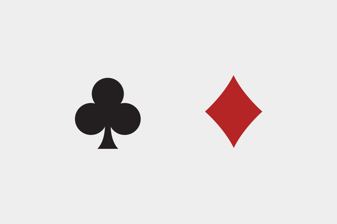 12 Playing Card Icons