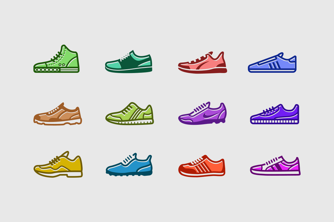 12 Sneaker Icons