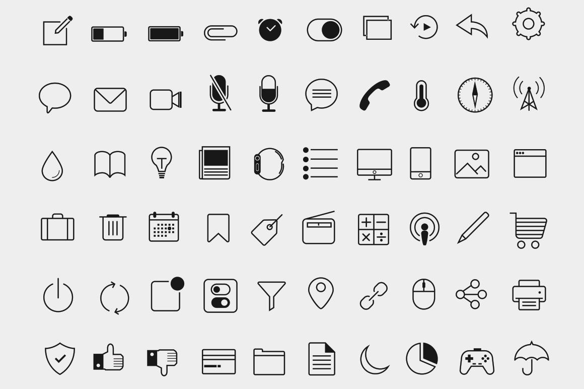 Интересные картинки для иконок