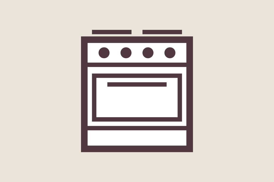 15 Appliance and Household Icons