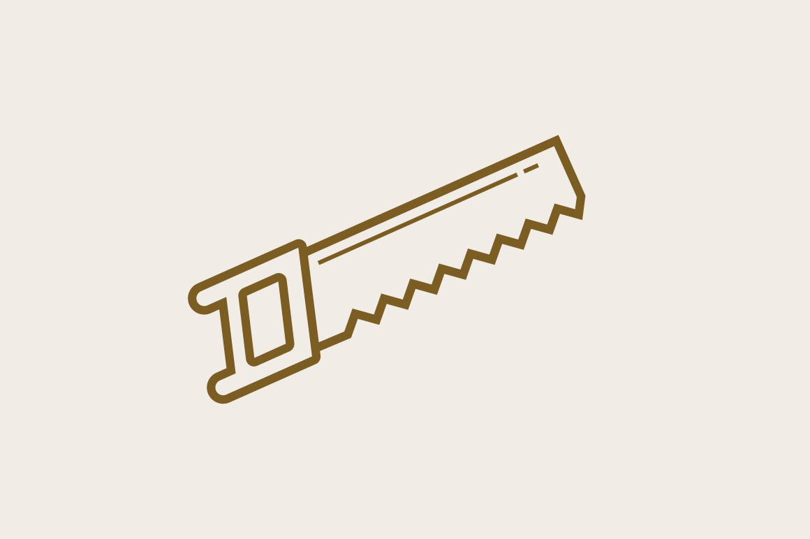15 Carpentry Icons