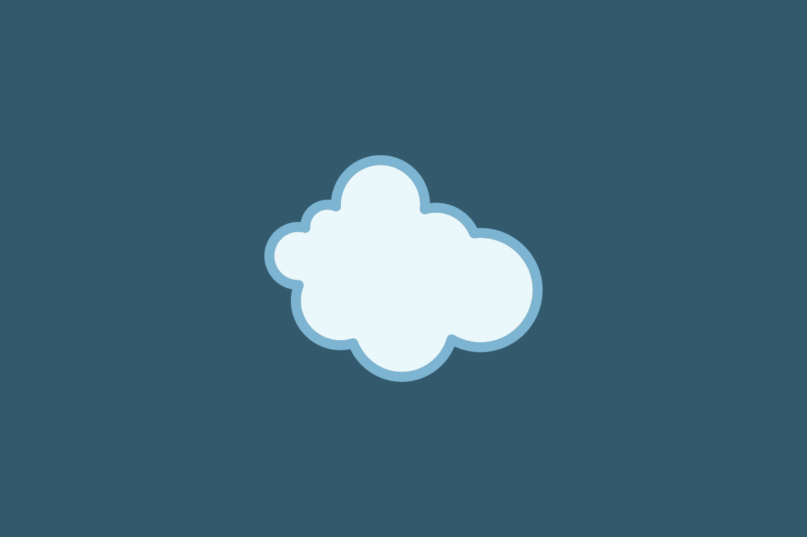 15 Cloud Icons