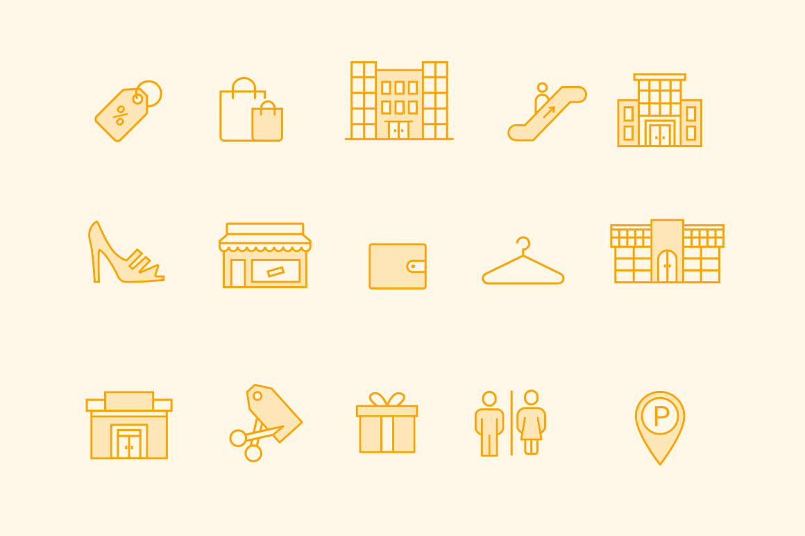 15 Department Store Icons