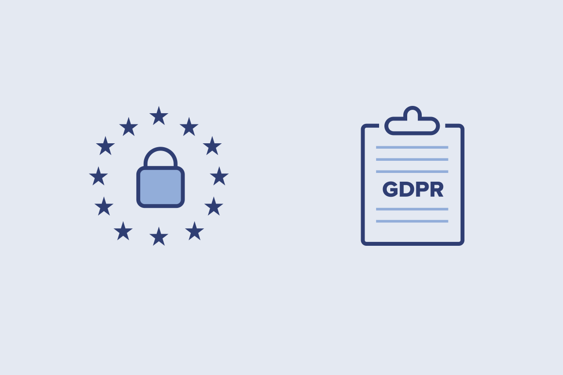 15 GDPR Privacy Policy Icons