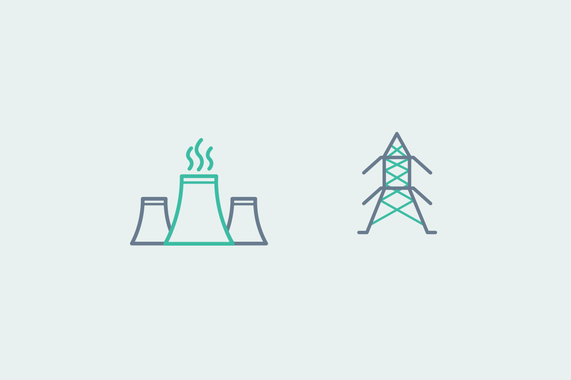 15 Power Station Icons