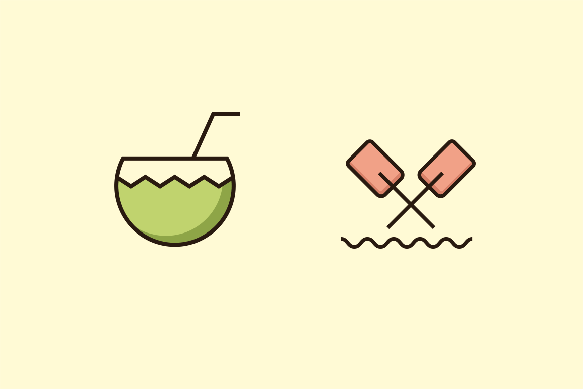 15 Summer Icons