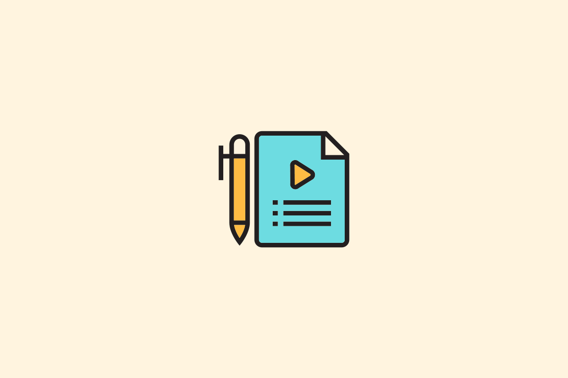 25 Video Production Icons
