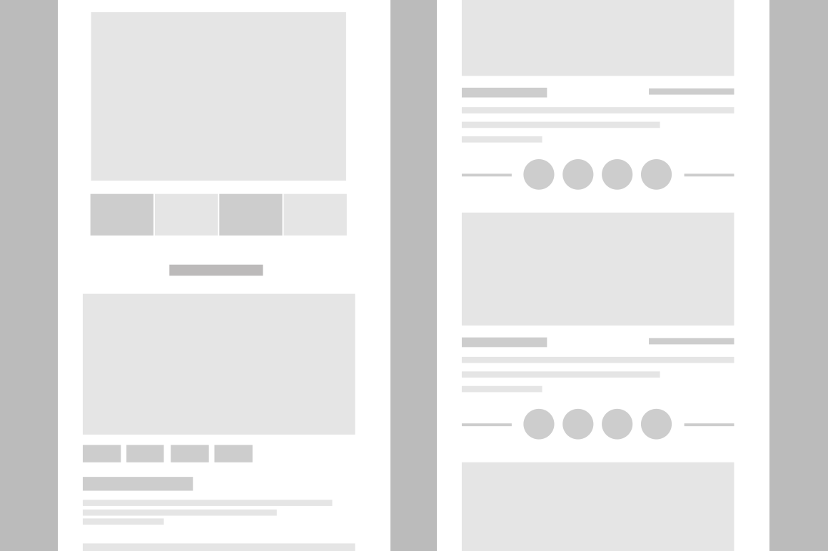 how to create a wireframe in ai