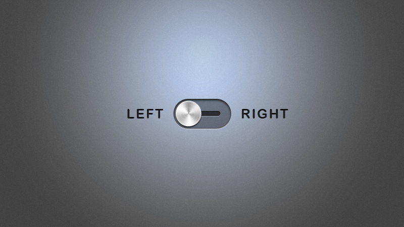 Rounded On/Off Toggle