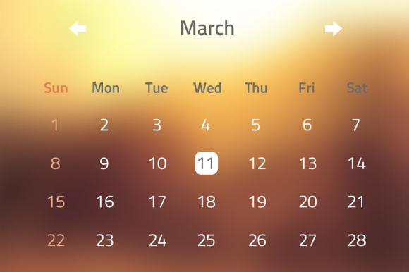 Schedule iPhone App