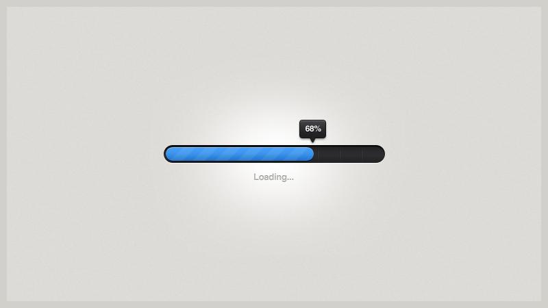 Stylish progress bar creative vip - Picture of bar ...