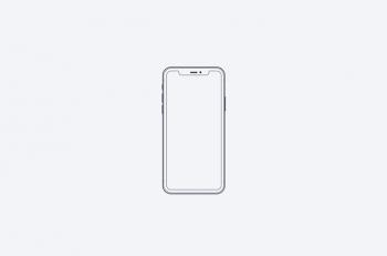 10+ iPhone Outline Mockups
